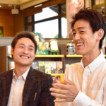 細谷友洋さんと筧田聡