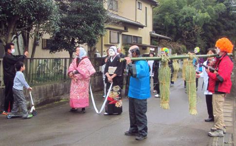 福田 馬鹿祭り