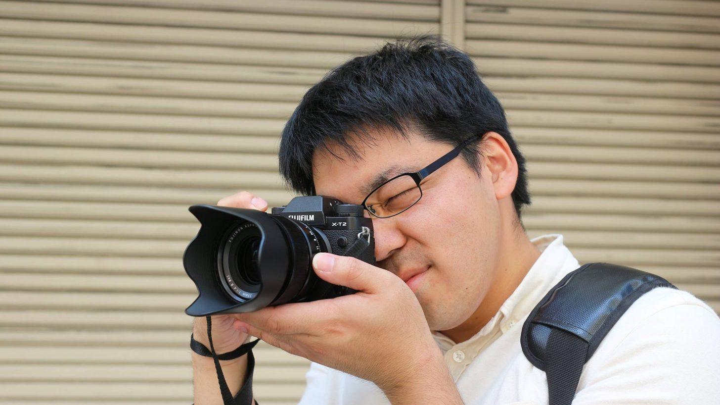 井畑 太佑 カメラマン