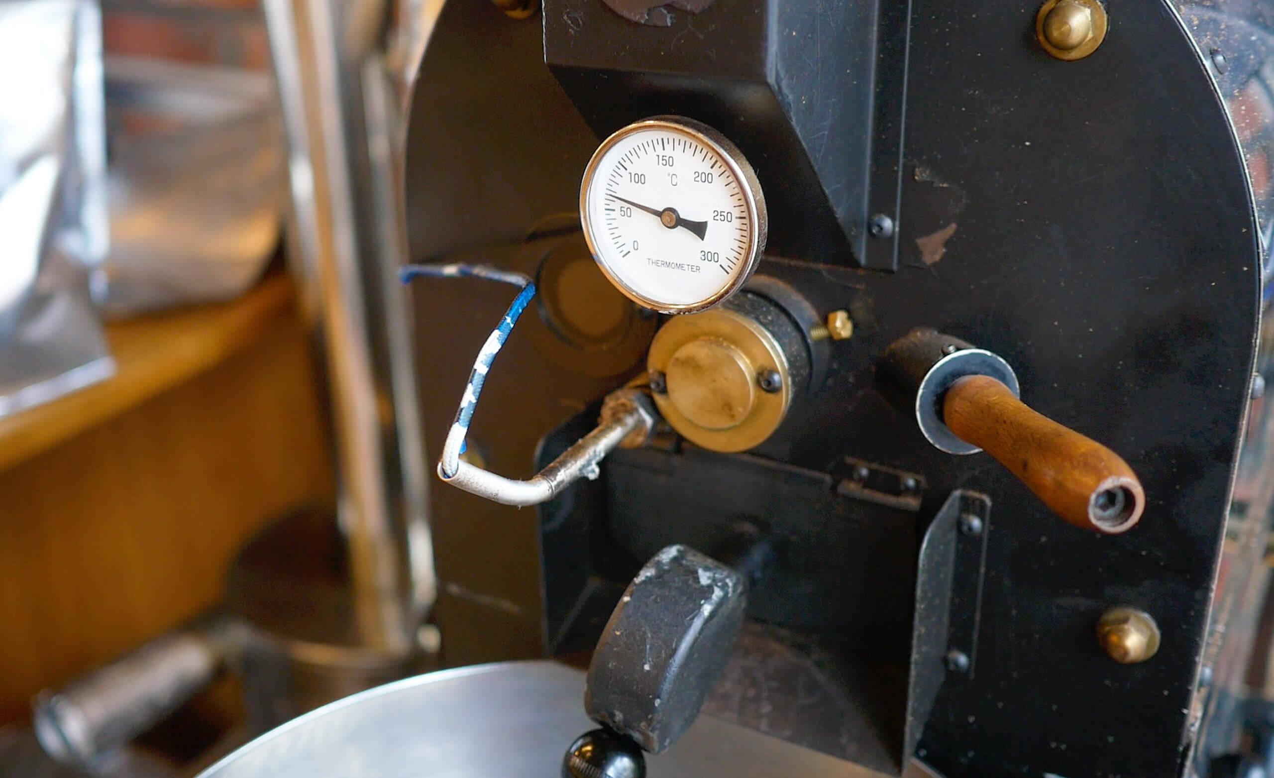 CAMEO COFFEE COMPANY 豆焙煎機