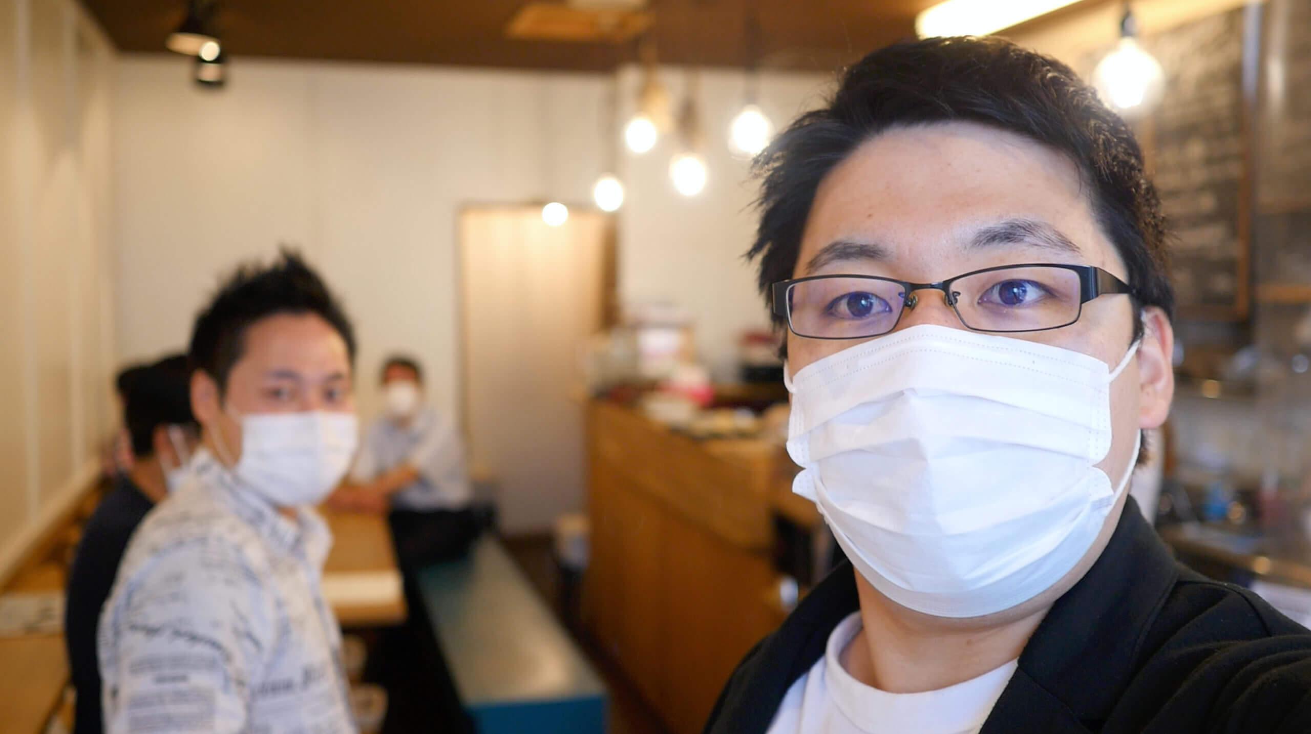 筧田井畑のコロナ対策起業茶屋